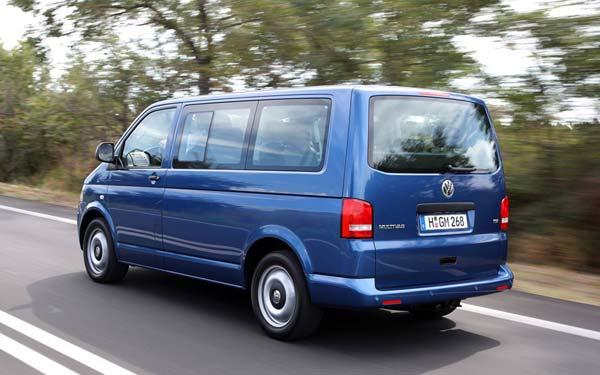 Volkswagen Multivan 2010-2015