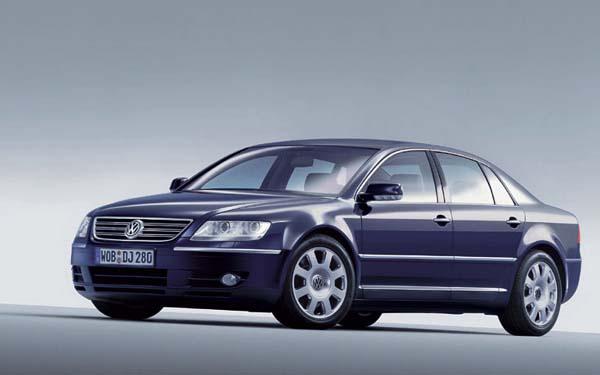 Volkswagen Phaeton 2002-2007