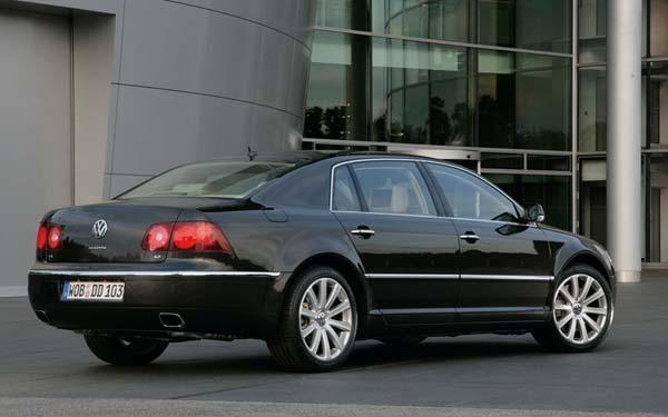 Volkswagen Phaeton 2008-2010