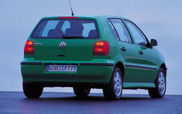 Volkswagen Polo 1999-2001