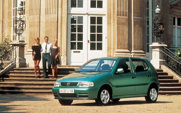 Volkswagen Polo 1994-1998