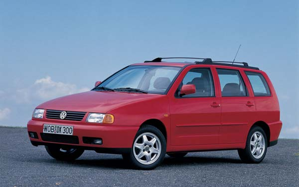 Volkswagen Polo Variant 1999-2001