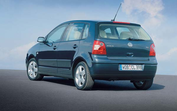 Volkswagen Polo 2002-2004
