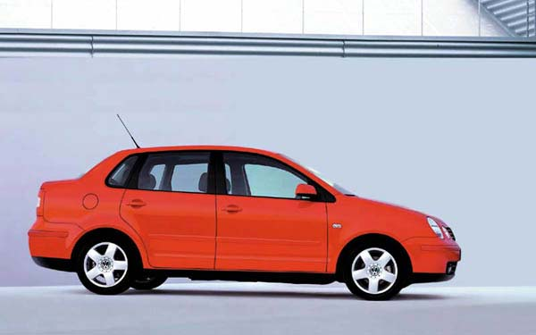 Volkswagen Polo Classic (2002-2005) Фото #49