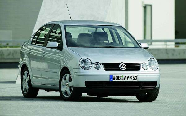 Volkswagen Polo Classic (2002-2005) Фото #50