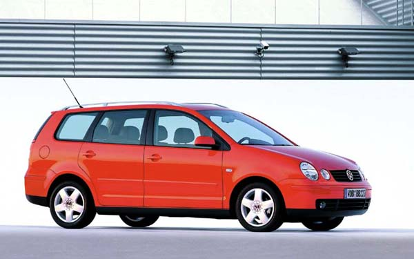 Volkswagen Polo Variant Concept