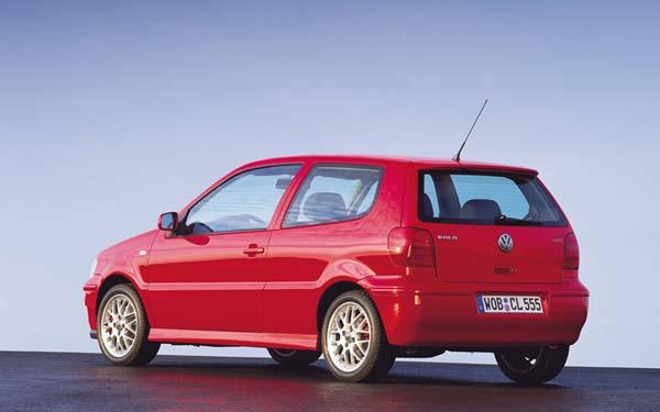 Volkswagen Polo GTI 1999-2001