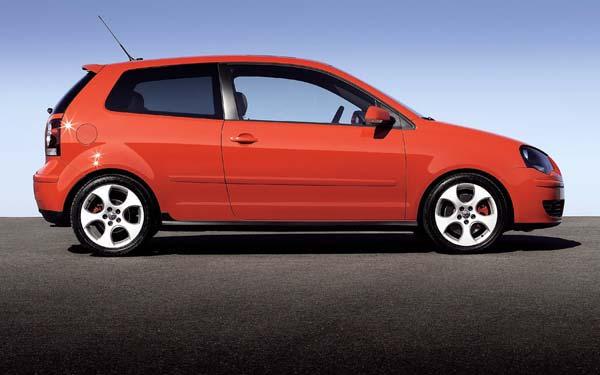 Фото Volkswagen Polo GTI  (2006-2009)
