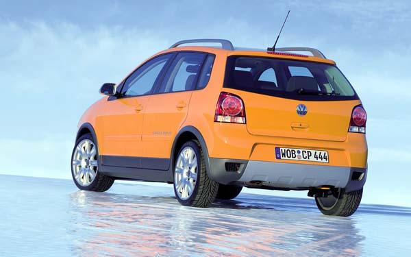 Volkswagen CrossPolo 2006-2009