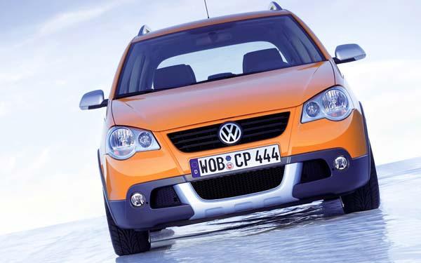 Фото Volkswagen CrossPolo  (2006-2009)