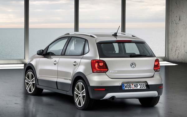 Volkswagen CrossPolo 2010-2014