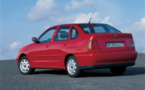 Volkswagen Polo Classic (1999-2001) Фото #202
