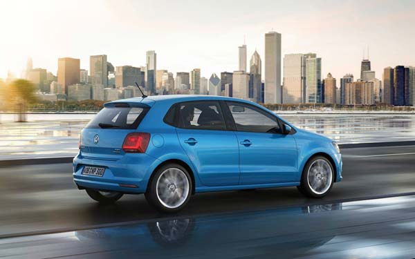 Volkswagen Polo 2014-2017