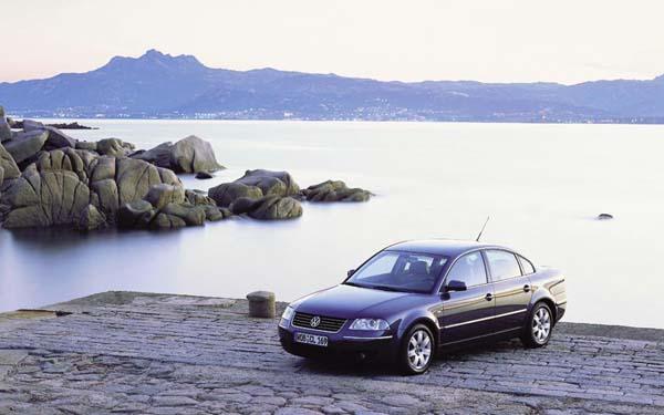 Volkswagen Passat 2000-2004