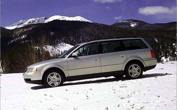 Volkswagen Passat Variant 1997-2000