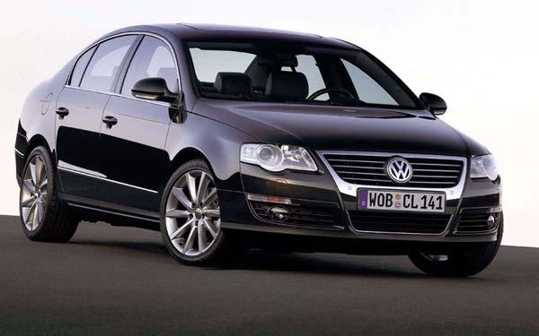 Volkswagen Passat 2005-2010
