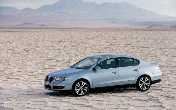Фото Volkswagen Passat  (2005-2010)