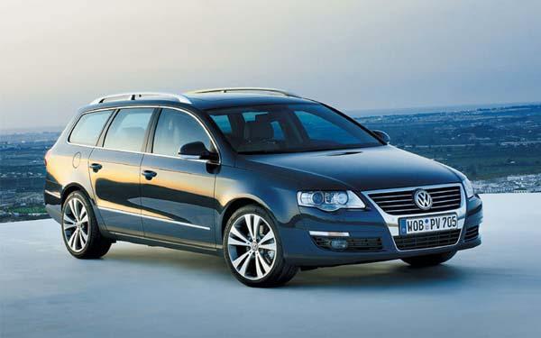 Volkswagen Passat Variant 2005-2010