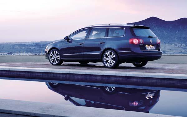 Фото Volkswagen Passat Variant  (2005-2010)