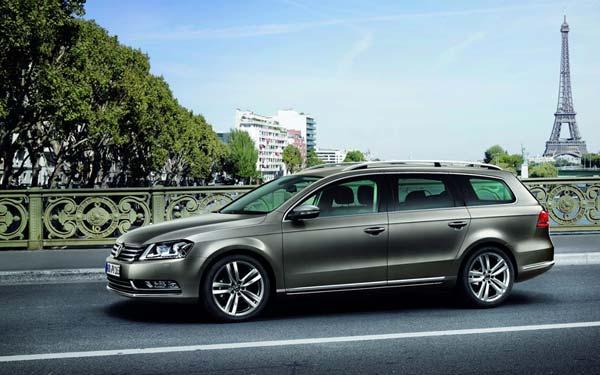 Volkswagen Passat Variant 2011-2015