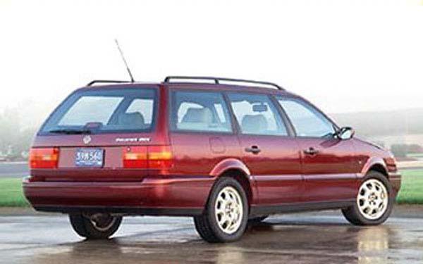 Volkswagen Passat Variant 1993-1996