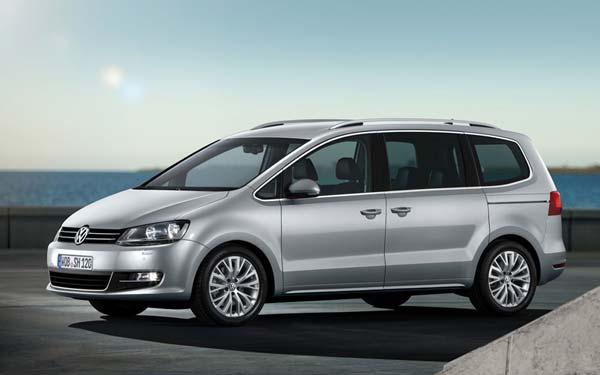 Volkswagen Sharan 2010-2015