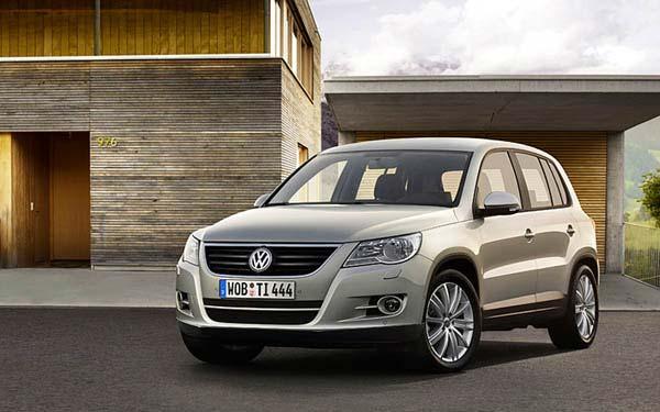 Volkswagen Tiguan 2007-2011