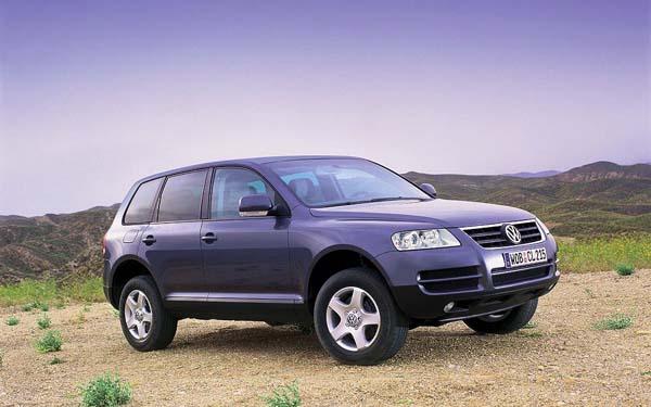 Volkswagen Touareg 2002-2006
