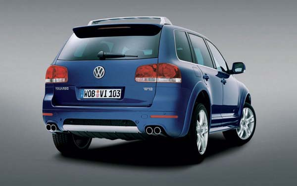 Volkswagen Touareg W12 2005-2007