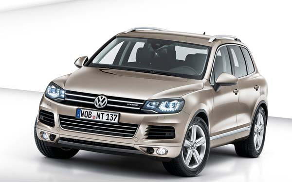 Volkswagen Touareg 2010-2014