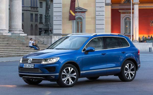 Volkswagen Touareg 2014-2018