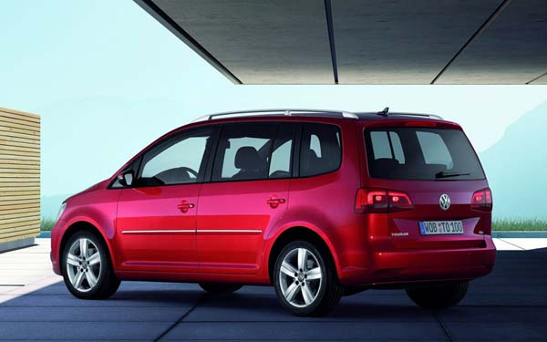 Volkswagen Touran 2010-2015