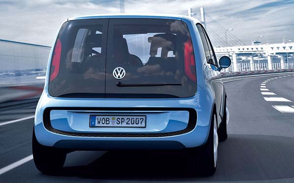 Фото Volkswagen Space up!