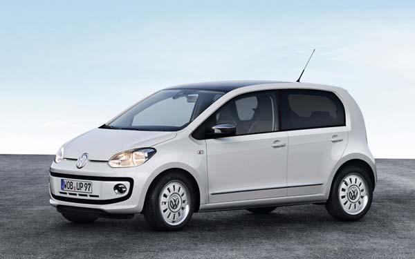Volkswagen Up 5-Door 2012-2016