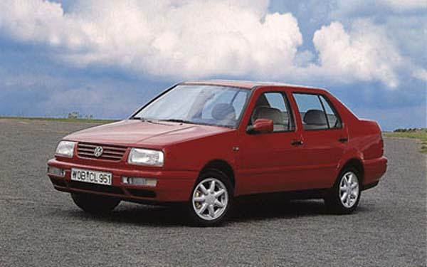 Фото Volkswagen Vento