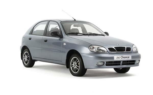ZAZ Chance Hatchback