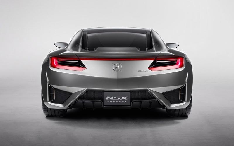 Фото Acura NSX Concept