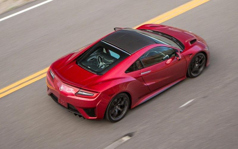 Фото Acura NSX