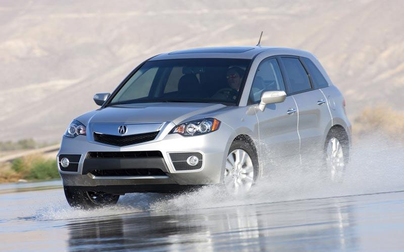 Фото Acura RDX  (2010-2012)