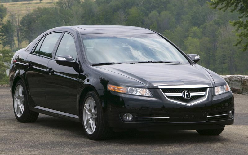 Фото Acura TL  (2007-2008)