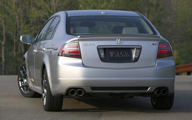 Фото Acura TL Type-S  (2007-2008)