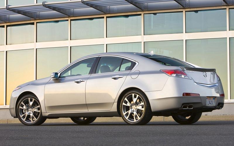 Фото Acura TL  (2009-2011)