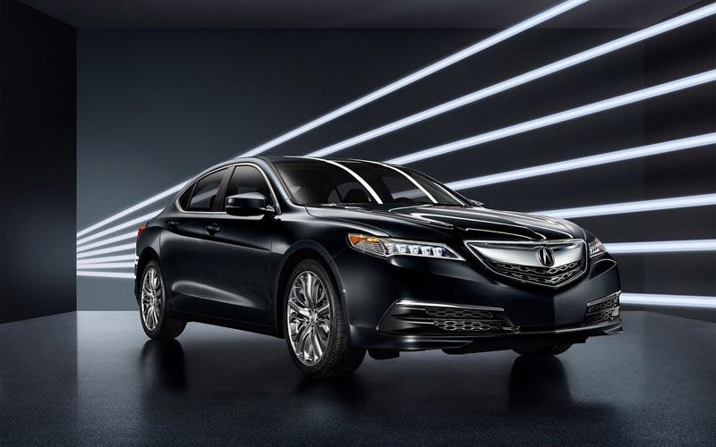 Фото Acura TLX  (2014-2017)