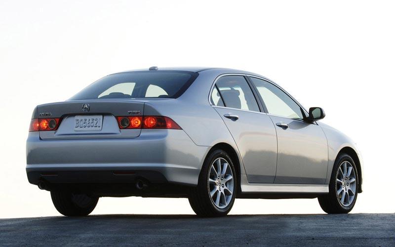 Фото Acura TSX  (2006-2008)