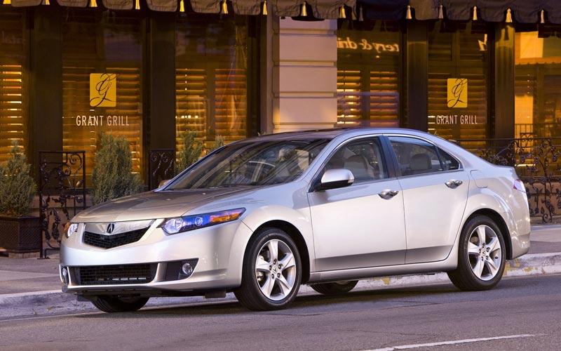 Фото Acura TSX