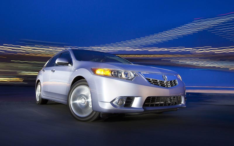 Фото Acura TSX Sport Wagon