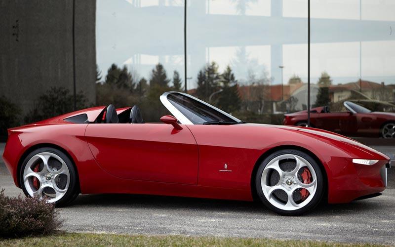 Фото Alfa Romeo 2uettottanta Concept