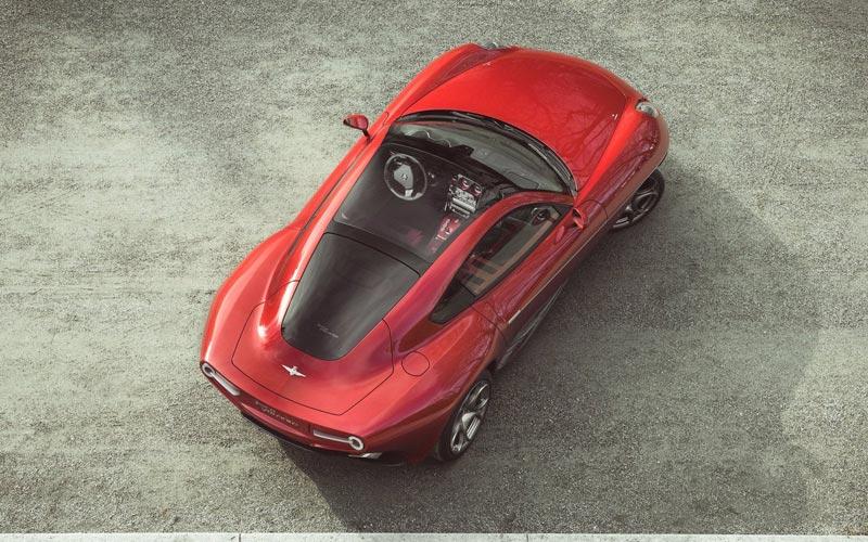 Фото Alfa Romeo Disco Volante
