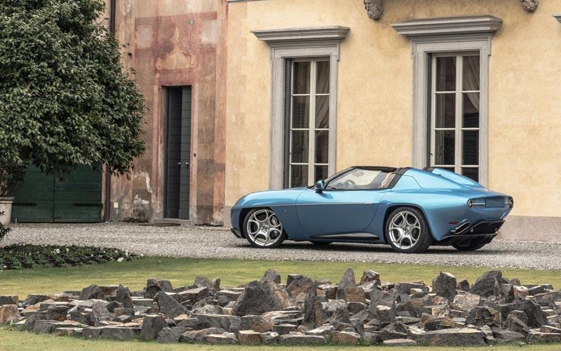 Фото Alfa Romeo Disco Volante Spyder
