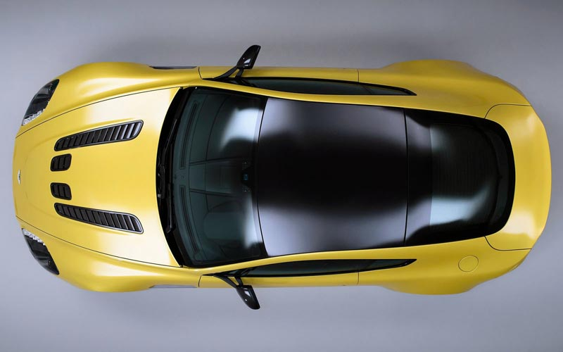 Фото Aston Martin V12 Vantage S